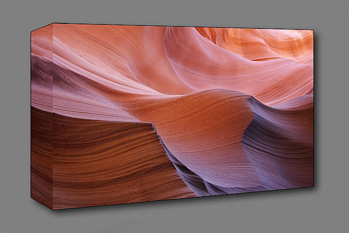 Lower Antelope Canyon, Navajo Indian Reservation, Arizona.