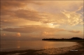 Sunset;Florida;Clouds;Water;Reflection;Beach;Sky