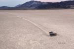 Death-Valley-National-Park;Dried-Lake-Bed;Moving-Rocks;Playa;Racetrack;Rock-Trai