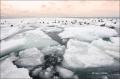 Scenic;Pack-Ice;Japan;Sea-of-Okhotsk;Hokkaido