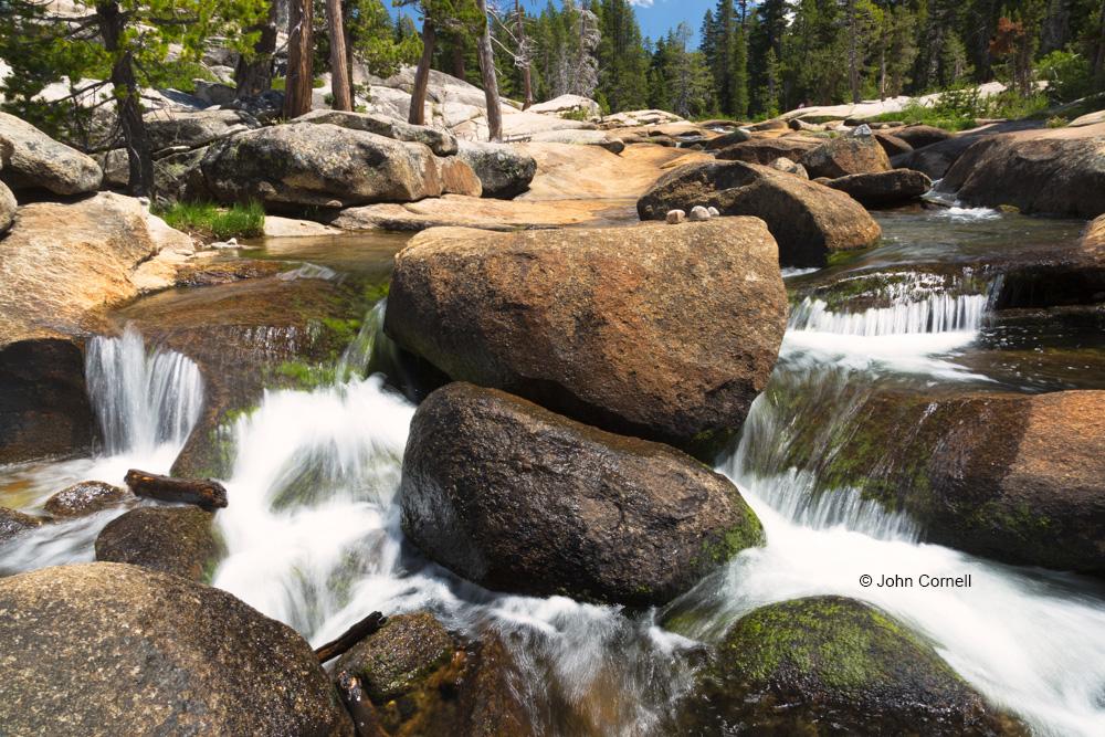 California;Silver Fork American River;Silver Lake