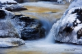 Creek;Water;Rocks;Water-Flow;Ice;Snow;Scenic;Glacier-Creek;Rocky-Mountain-Nation