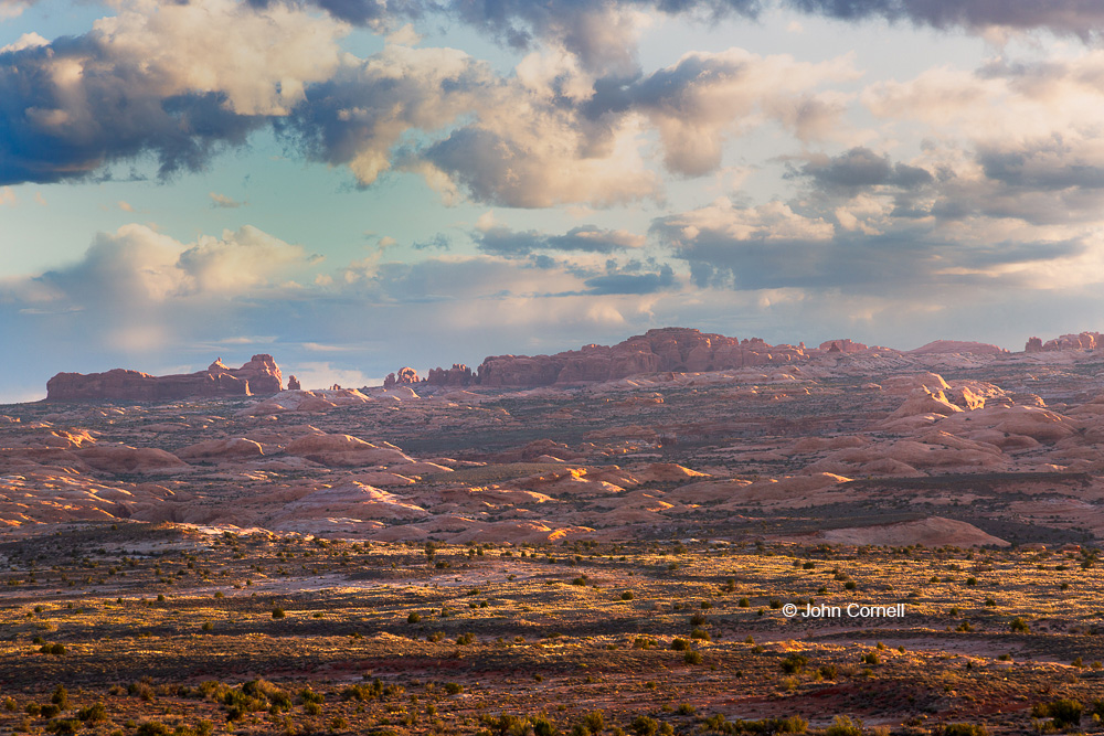 Arches National Park;Courthouse Towers;Desert;Erosion;Four Corners;Red Rock;Sandstone;Scenic;Southwest;Sunrise;USA;Utah