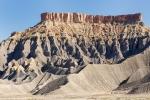 Bentonite-Hills;Utah