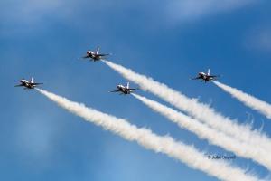 2017;Airplane;Airshow;Blue-Sky;F-16;Minden;Minden-Nevada-Airshow;Thunderbirds;Un
