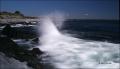 Surf;Waves;Rocks;Rhode-Island;Water;Blue-Sky