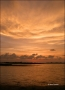 Sunset;Clouds;Water;Reflection
