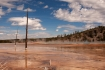 Grand-Prismatic-Spring;Prismatic-Spring;Scenic;Yellowstone-National-Park;Blue-Sk
