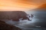 Bodega-Head;California;Pacific-Ocean;Rocks;Sunrise;Surf;water