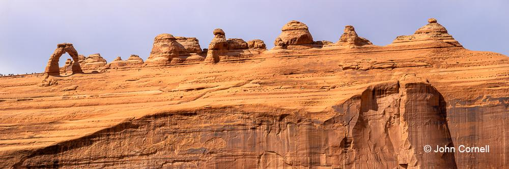 Arches National Park;Delicate Arch;Utah, Arches National Park, Canyon, Delicate Arch, Desert, Desert Scenic, Erosion, Red Rock, Red Rocks, Utah