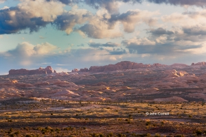Arches-National-Park;Courthouse-Towers;Desert;Erosion;Four-Corners;Red-Rock;Sand